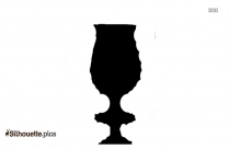 Beaker Glass Silhouette Image And Vector
