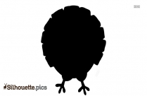 Turkey Icon Silhouette