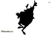 Tweedle Dee Disney Symbol Silhouette