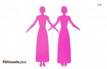 Rowdierogue Girls Z Silhouette