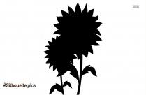 Daisy Vector Silhouette