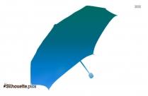 Umbrella Clipart Silhouette Free Vector Clipart