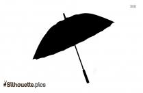 Umbrella Hd Png Silhouette