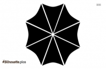 Umbrella Silhouette Vector Art And Graphics