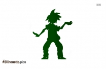 Uncle Chan Jackie Silhouette