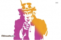 Uncle Sam Clip Art Free Download Silhouette