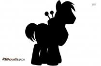 Unicorn Art Silhouette