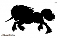 Unicorn Drawings Silhouette Picture