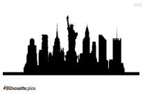Willis Tower Silhouette