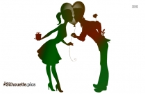 Love Cupid Png Silhouette