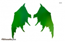 Animals Wing Silhouette Icon