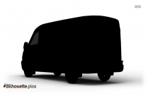 Van Vehicle Silhouette Clip Art