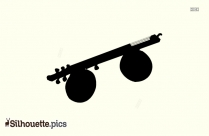 Veena Instrument Silhouette