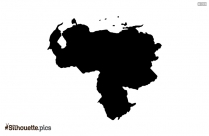 Vanuatu Map Black And White