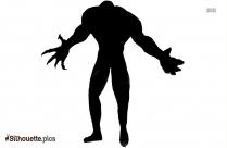 Venom Drawing Silhouette Picture