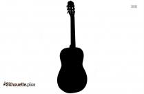 Vihuela Music Silhouette
