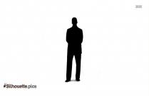 Black And White Charlie Chaplin Silhouette Free Download