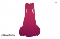 Vintage Aisle Juliet Wedding Gown Silhouette