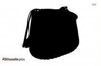 Vintage Creel Silhouette Drawing