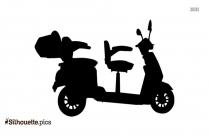 Honda Motorcycle Silhouette