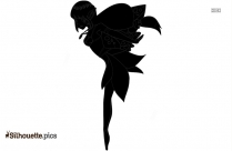 Fairy Clipart For Kid Silhouette