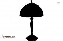Vintage Lamps Silhouette