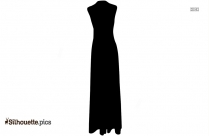 Vintage Nightgown Silhouette
