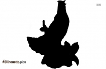 Chinstrap Penguin Draawing Silhouette