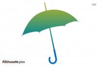 Vintage Umbrella Silhouette Picture