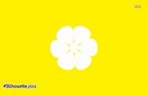 Crocus Flower Free Clipart Silhouette