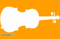 Cello Silhouette Clip Art