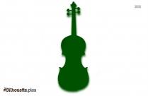 Guitar Headstock Silhouette