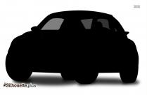 Volkswagen Beetle Car Silhouette Background