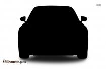 Lamborghini Car Silhouette Image