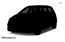 Volkswagen Beetle Car Silhouette Vector And Graphics