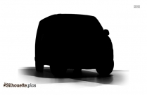 Lamborghini Huracan Silhouette Icon