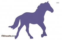 Fighting Horses Clipart, Rearing Horse Logo