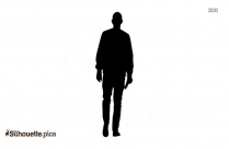 Persons Walking Silhouette