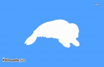 Free Stingray Clipart Silhouette
