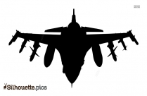 War Plane PNG Silhouette
