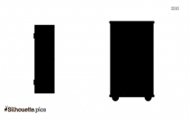 Wardrobe Clip Art Silhouette