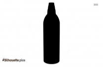 Feeding Bottle Silhouette Free Vector Art