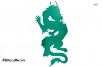 Dragon Clipart Silhouette Picture