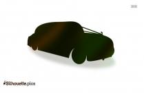 Vintage Jeep Silhouette Image
