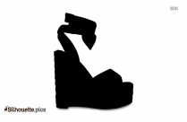 Bridal Wedding Shoes Silhouette