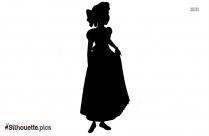 Cartoon Esmeralda Disney Princess Silhouette