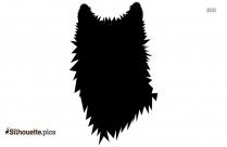 Werewolf Wolf Head Silhouette