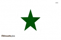 Western Star Clipart | Punkstar Silhouette