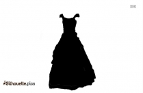 Lingerie Clipart Silhouette Image