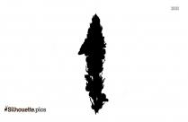 Sunflower Clip Art Black And White